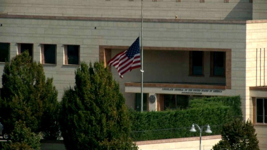 EEUU suspende temporalmente la emisión de visados en Turquía