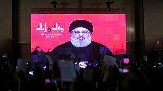 حسن نصرالله: مشکل آمریکا با ایران مساله هستهای نیست