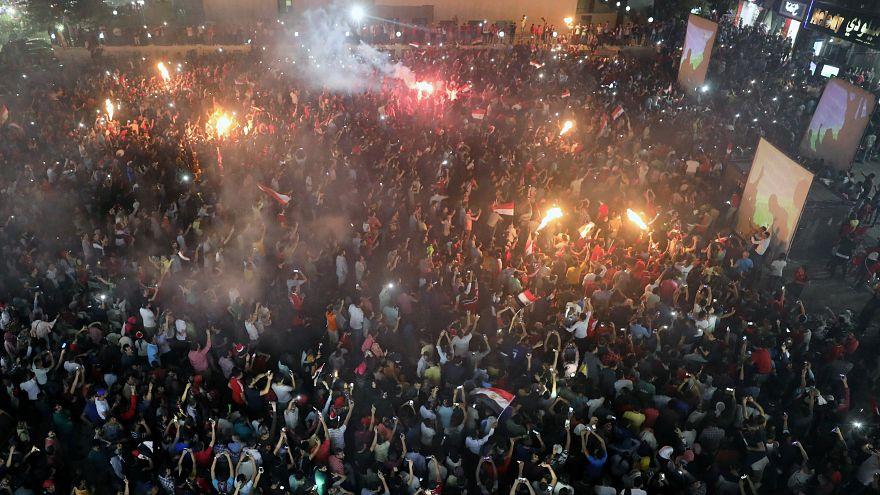 منتخب مصر يحجز مقعدا في نهائيات كأس العالم في روسيا