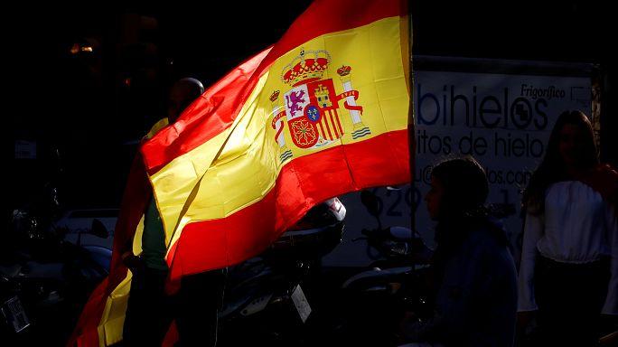 """Espanha aguarda em """"suspense"""" discurso de Puigdemont"""