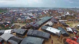 Mehr als 500.000 Rohingya in Bangladesch - Lage katastrophal