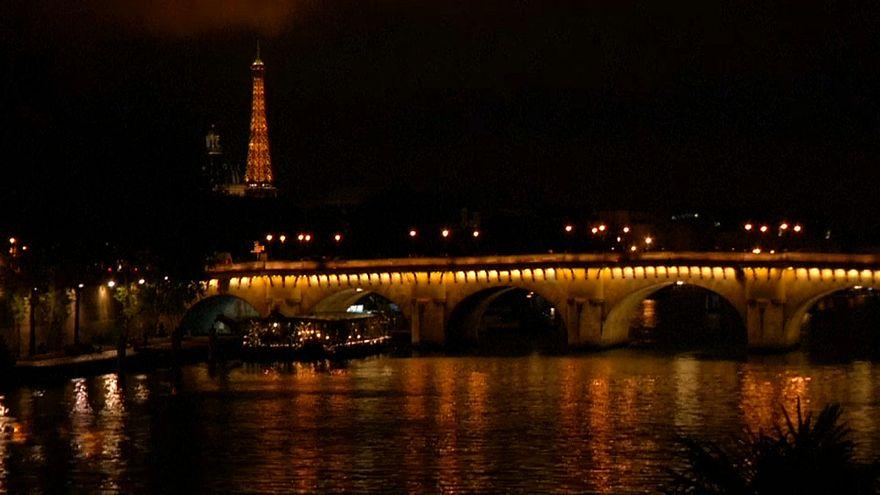 Неспящие в Париже