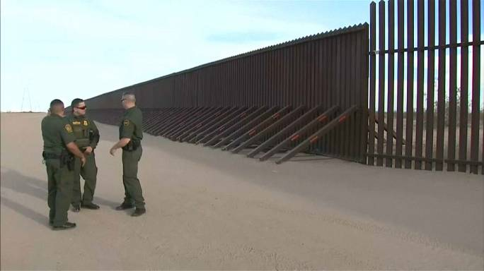 Trump apresenta proposta de reforma migratória ao congresso