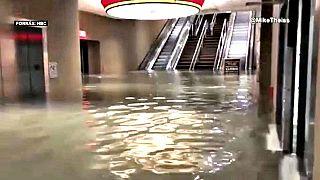Ο τυφώνας Νέιτ χτύπησε το Μισισίπι