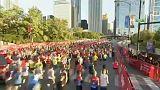 Újra amerikai nyerte a chicagói maratont