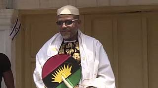 Nigeria army raids home of missing Biafra leader again