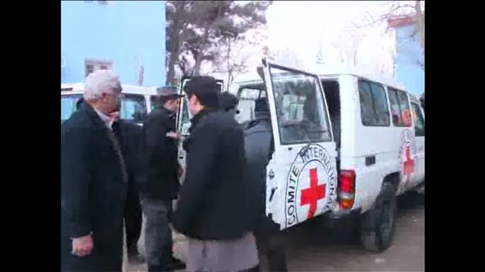 Red Cross to cut Afghanistan operation 'drastically' after attacks