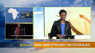 Explosions in Accra kill at least 7 people [The Morning Call]