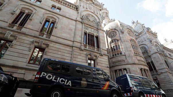 نگرانی امنیتی دادگاه کاتالونیا از احتمال اعلام استقلال منطقه