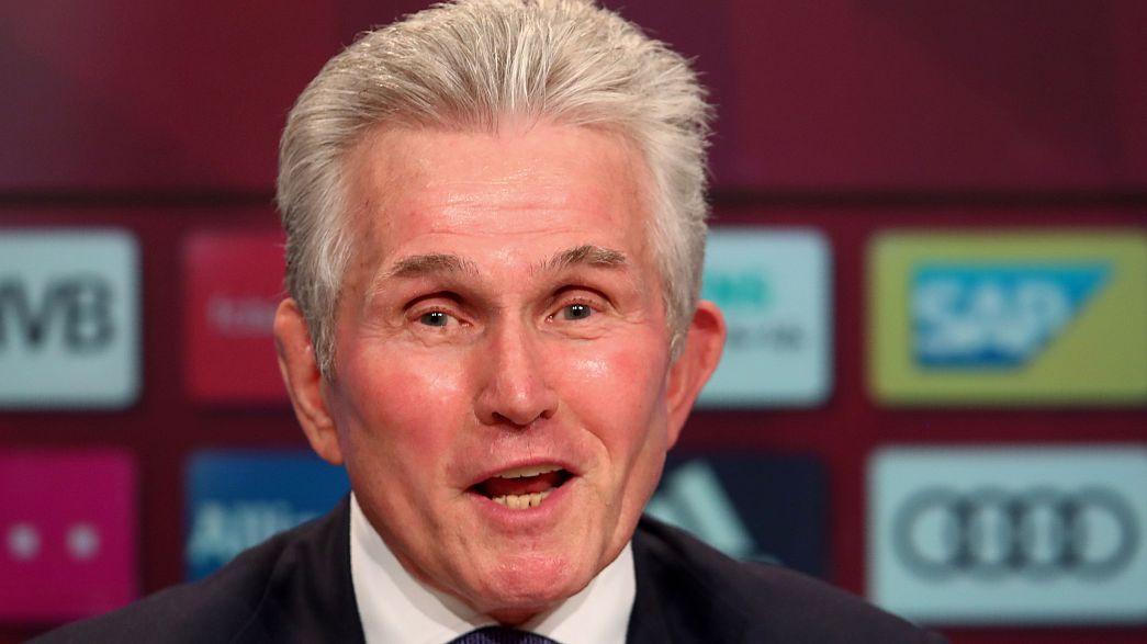 Cão ladra duas vezes e Heynckes aceita regressar ao Bayern