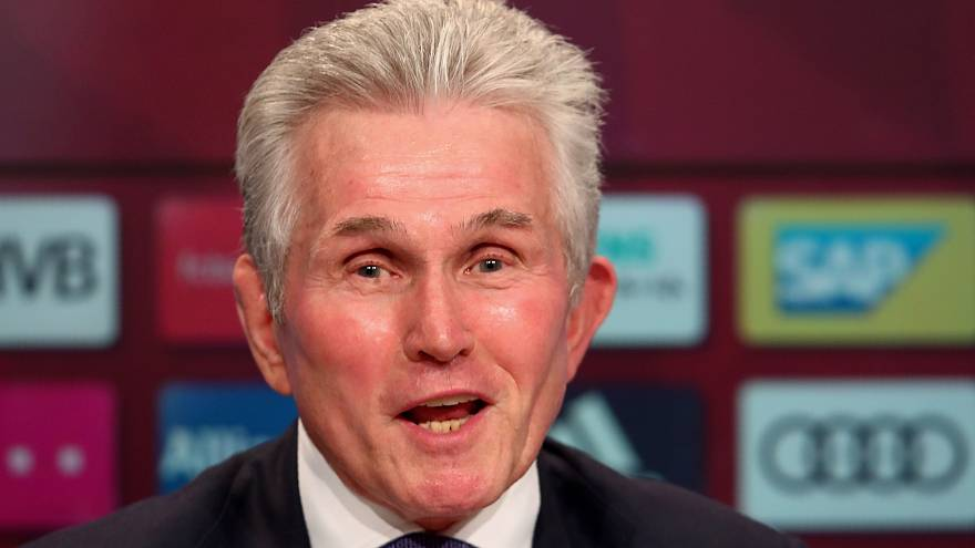 Jupp Heynckes: back at Bayern