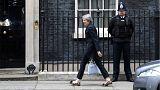 ترزا می بر تعهد بریتانیا به توافق هستهای با ایران تاکید کرد