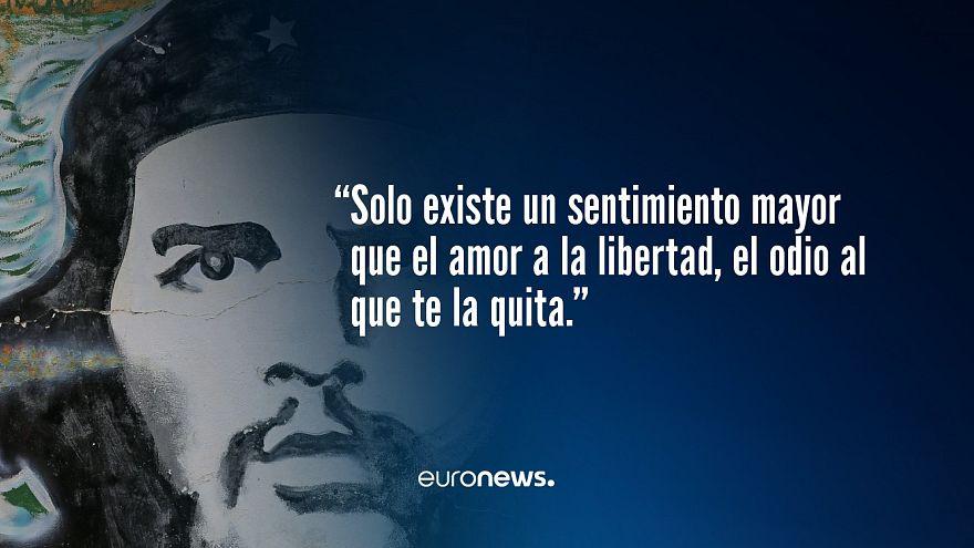 Che Guevara En 10 Celebres Frases Euronews