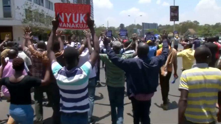 Repetição das presidenciais não acalma protestos no Quénia
