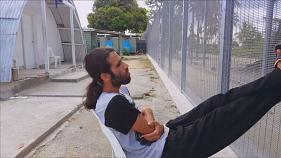 'Chauka', la voz de los refugiados del centro de detención de la isla de Manus
