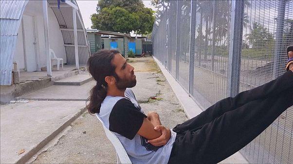 Un documentaire tourné en caméra cachée dans un centre de rétention