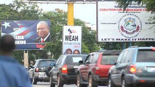 As eleições da transição democrática na Libéria