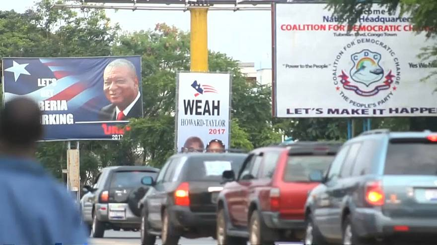 Optimism ahead of Liberia's election