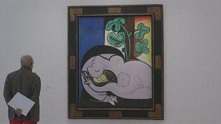 Erotic Picasso exhibition opens in Paris