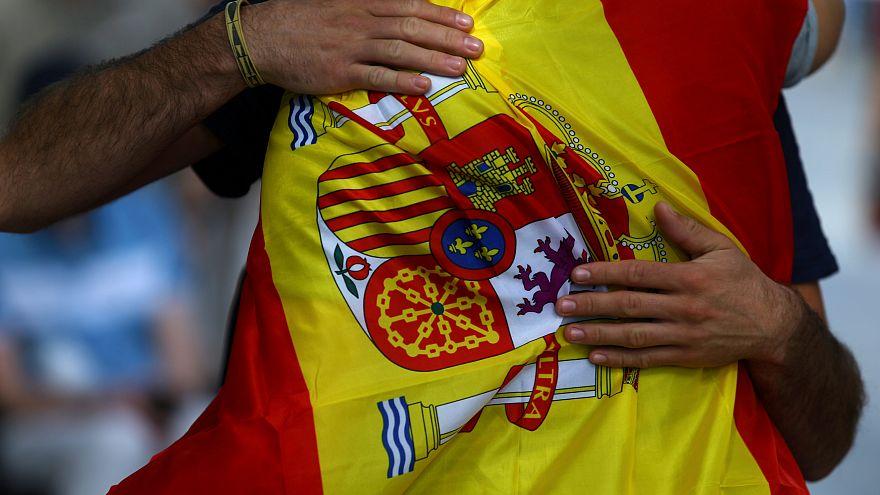 """Manifestante por la unidad de España: """"Me sentí liberada, sin miedo a que me llamaran facha"""""""