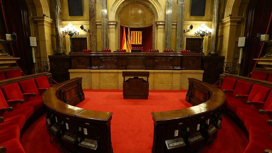 España y Europa, pendientes de la comparecencia de Puigdemont en el Parlament de Cataluña