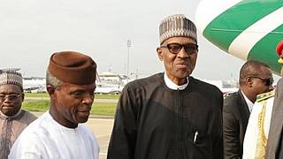 Buhari's VP not interested in becoming Nigeria president as yet