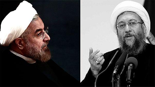صادق لاریجانی خطاب به روحانی: بیکار شما هستید که دور برجام سینه زدید
