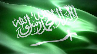 بالفيديو: علم السعودية يدخل موسوعة غينيس في قاع البحر