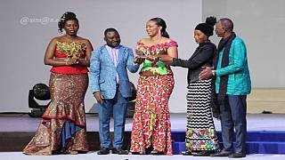 Ivory Coast: Africa fashion week