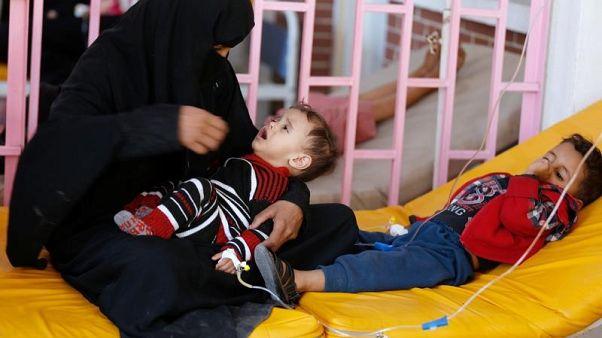الكوليرا تودي بحياة الأجنة في اليمن
