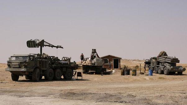 اشتباكات بين جبهة النصرة وداعش في محافظة حماة السورية