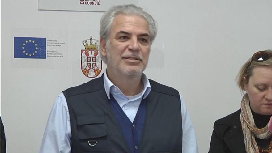 Σερβία: Επίσκεψη Στυλιανίδη με επίκεντρο την προσφυγική κρίση
