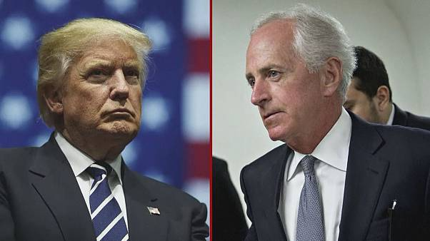 Corker diz que Trump pode conduzir EUA à III Guerra Mundial