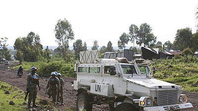 RDC : 2 Casques bleus tués dans l'attaque d'une base de l'ONU