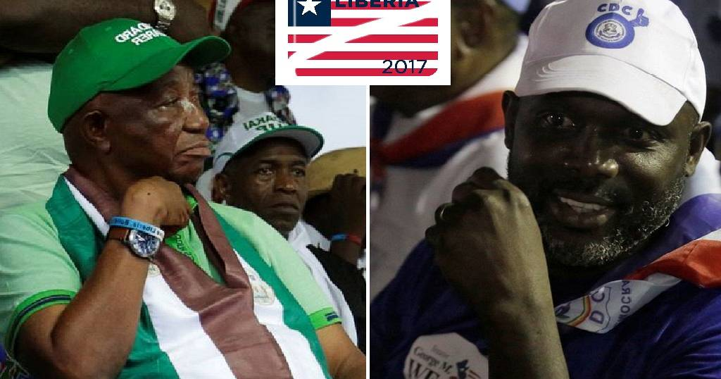 Liberia expects provisional election results Thursday