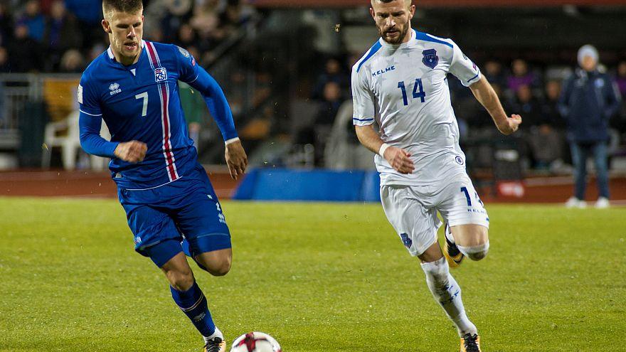 FIFA 2018: İzlanda'dan tarihi başarı