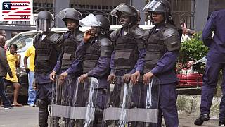 Liberian police says it will stay clear of voting process but ensure security