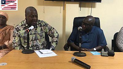 ECOWAS observers led by ex-Ghana president Mahama praise Liberia's EC