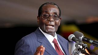 Mugabe names new finance minister amid Zimbabwe financial crisis