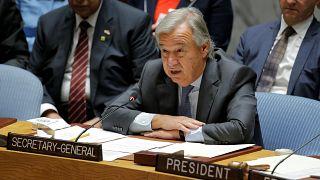 Κυπριακό: Στη δημοσιότητα η έκθεση του γ.γ. του ΟΗΕ