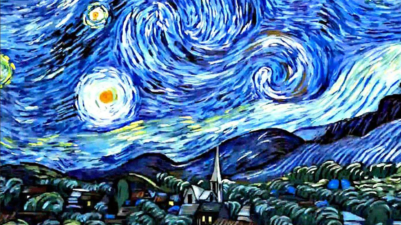 Van Gogh-ról készült az első olajfestményfilm