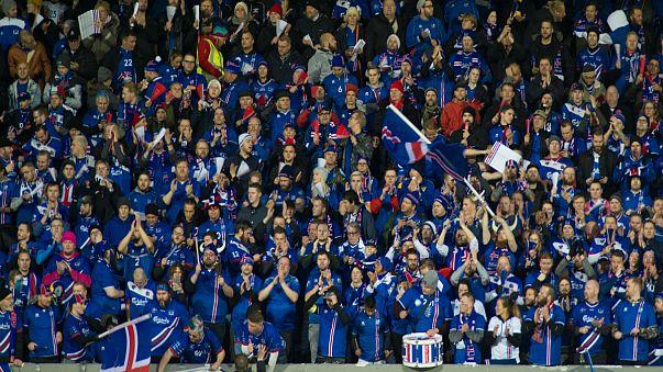 Iceland make football World Cup history