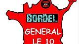 Huelga masiva de funcionarios en Francia