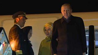 Viaggio ufficiale in Serbia del presidente turco Erdogan