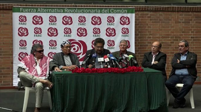 Former rebel group registers as political party in Colombia
