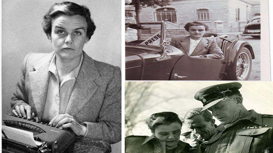 Κλερ Χόλινγκουορθ: Η πρώτη γυναίκα πολεμική ανταποκρίτρια