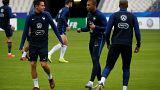Mondial 2018 : les Bleus et la Nati touchent au but