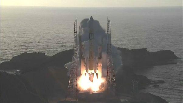 "Japans GPS-System: ""Michibiki 4"" startet ins Weltall"