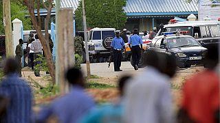 Gunmen kill two in attack on university convoy in Kenya's Mombasa
