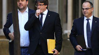 Zeitung: Katalanische Regierung plante Konfrontation seit langem